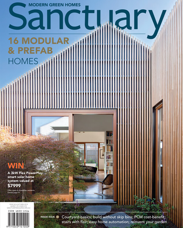 Sanctuary-Modern-Green-Homes-2018-Cover